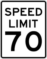 22356 b vc Speeding Ticket 70 mph Freeways in California