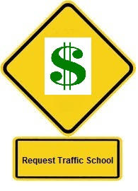 request traffic school in California