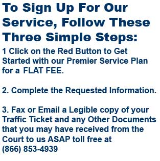 Do you have to go to court for a traffic ticket?