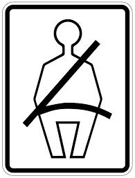 seat belt ticket