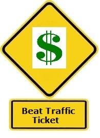 beat traffic ticket