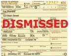 ticket DISMISSSED 2fixyourtrafficticket